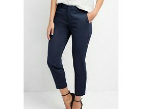 NWOT GAP Slim Crop Pants 4 R